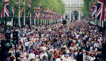 VE Day Concert and Parade
