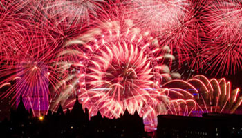 NYE Fireworks 2001 -2020