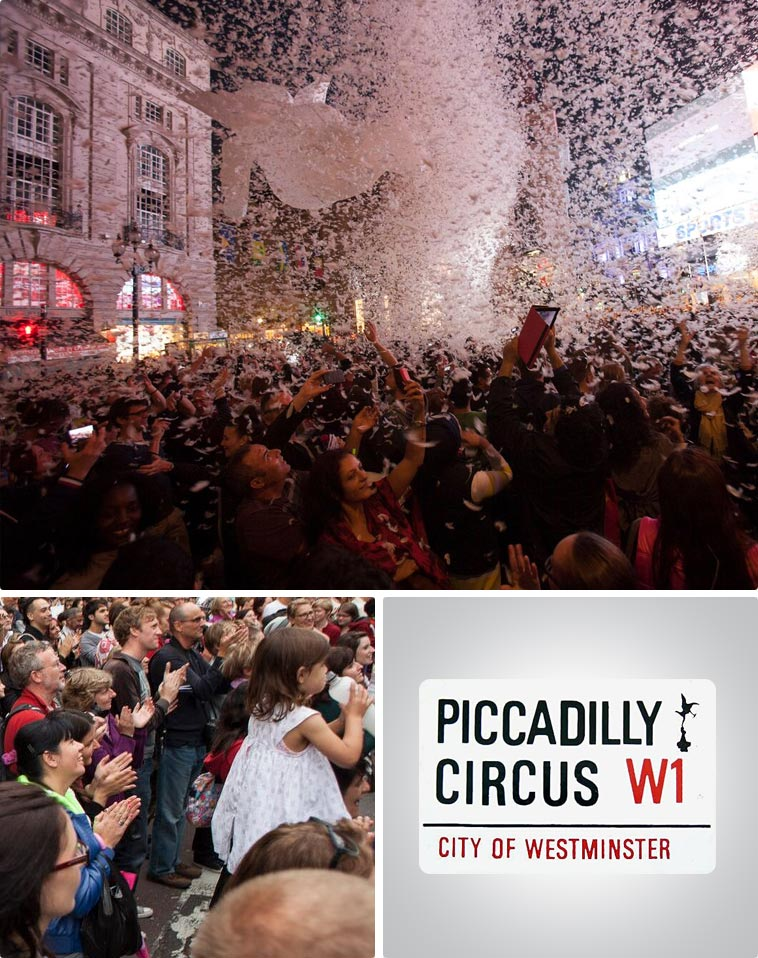 Piccadilly Circus' Circus