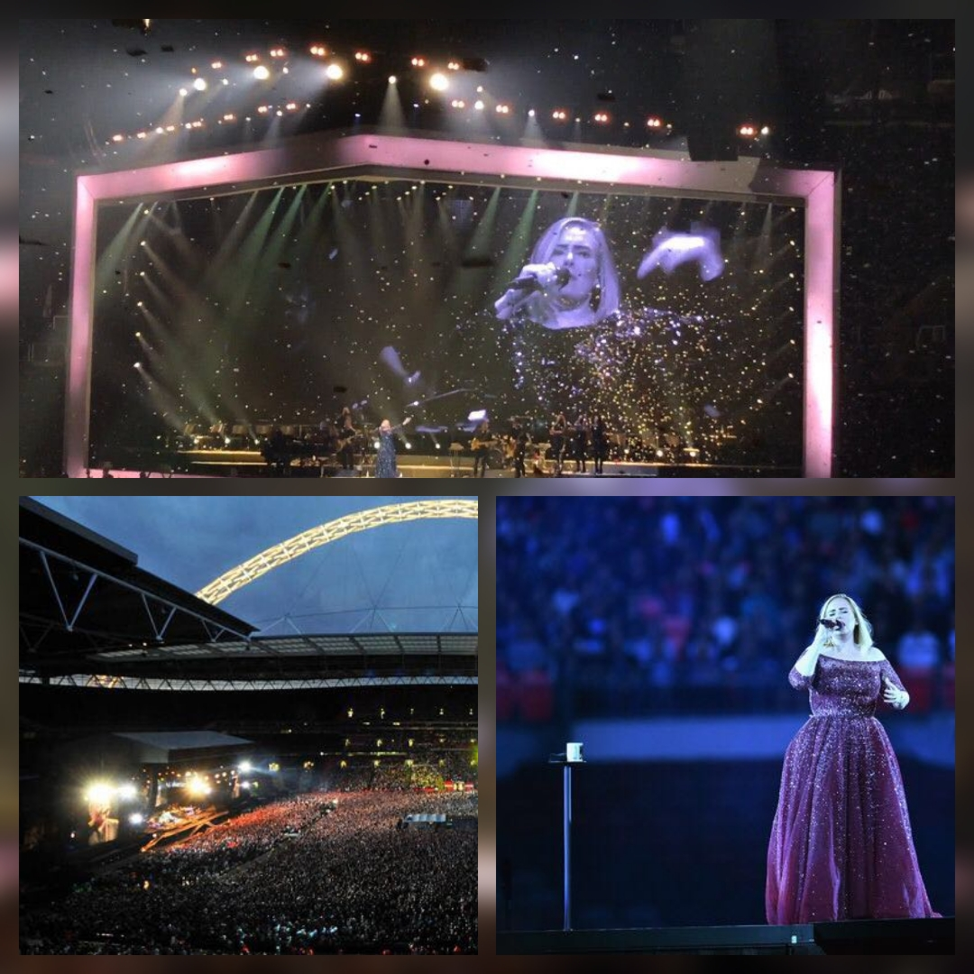 Adele – Wembley Stadium, London
