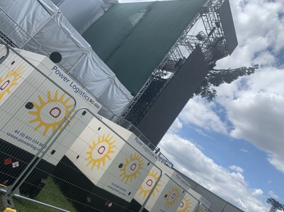 Main stage power at BST