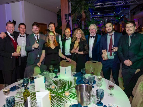 Power Logistics Team wins trio of gongs